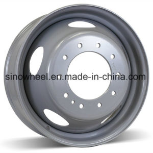19.5X6.0 Steel Wheel Rim for Dodge RAM 3500 and Ford Truck Steel Wheel F550 pictures & photos