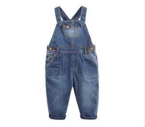3cbf7858776 China Baby Jumpsuit Jeans Kids Denim Wear Eco Friendly Cotton Jeans ...