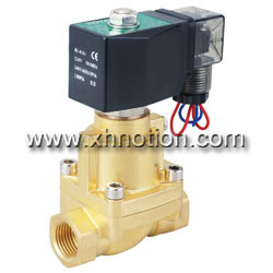 Xla Series Normally Open Steam Solenoid Valve pictures & photos