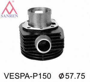 Motorcycle Cylinder (VESPA P150) pictures & photos