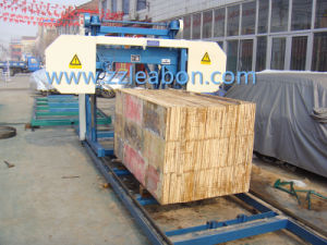 High Quality Mobile Horizontal Bandsaw Sawmill pictures & photos