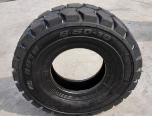 Pneumatic Forklift Tire and Tube 7.50-15 7.50-16 pictures & photos