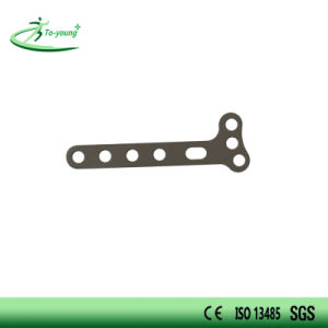 Small T Type Locking Plate Radius Locking Plate pictures & photos