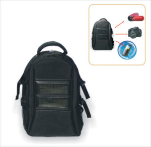 Solar Backpack With 2PCS Solar Panels (TYNB-10)