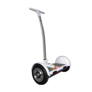 S7 15 Inch Adult Handle Two Wheel Balance Scooter