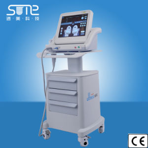 20000 Shots Five Cartridges Hifu High Intensity Focused Ultrasound Face Lifting Body Slimming Equipment Hifu pictures & photos