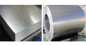 High Carbon Steel Strip, Galvanized Steel Coil for Roofing Sheet, Galvanized Steel Strip pictures & photos