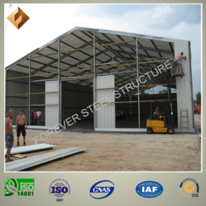 Industrial Building Steel Structure Warehouse