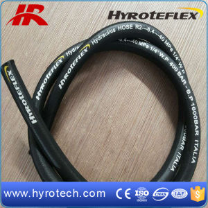 High Pressure Rubber Hoses SAE 100 R2at/DIN En 853 2sn Anufacturer From China pictures & photos
