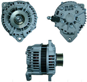 12V 110A Alternator for Hitachi Nissan Lester 11121 Lr1110725b pictures & photos