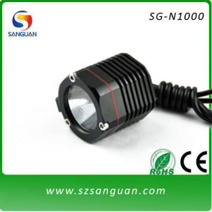 High Brightness LED Light for Bike 1000lumen with Aluminum Body