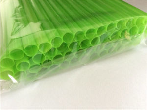 Jumbo Straw, Disposable Straight Drinking Straw pictures & photos