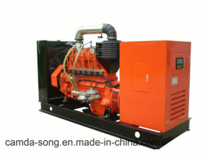 Cummins Series Biogas Power Generator/Biogas Electrical Generator/Biogas Engine Generator/Biogas Cogeneration with CE&ISO