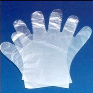 Disposable PE Glove, Hepe Glove pictures & photos