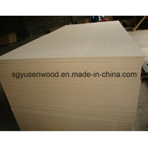 5mm 6mm Raw Plain MDF Board pictures & photos