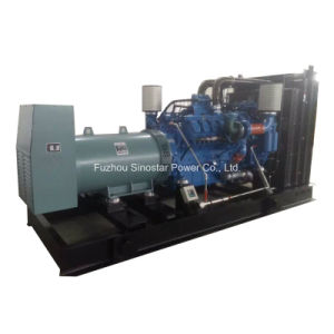 800kVA to 3000kVA Diesel Power Generation with Mtu Engine