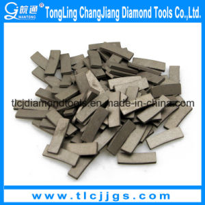 Diamond Segment for Circular Saw Blade