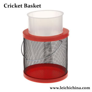 Wholesale Top Quality Fishing Cricket Basket pictures & photos