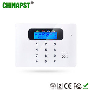 2019 APP Wireless LCD Home GSM Burglar Alarm System with Contact ID (PST-G30C)