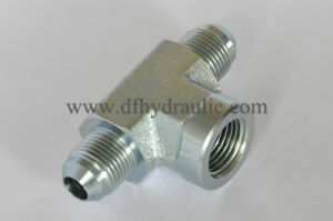 Jic Male Thread / NPT Female Thread T Type Adapter pictures & photos