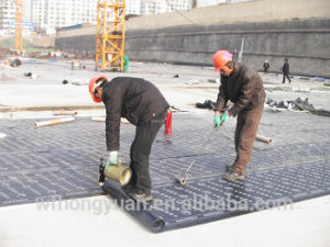 Self-Adhesive Bitumen Waterproofing Membrane pictures & photos