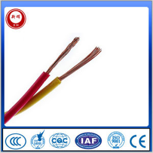 PVC Coated Copper Conductor Electrical Wire