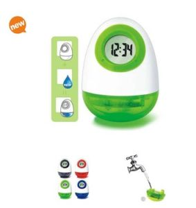 TSD1001 Egg-Shaped Water Powered Clock