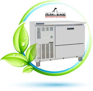 50kg Flake Ice Machine (AS-105)