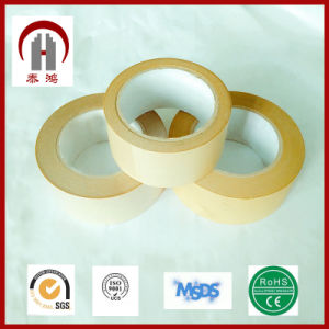 Water Activated Self Adhesive Reinforced Kraft Paper Tape pictures & photos