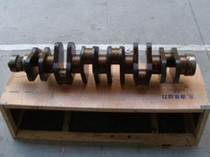 Sinotruk HOWO Dflz Truck Spare Parts Engine Forged Crankshaft (13022374) pictures & photos