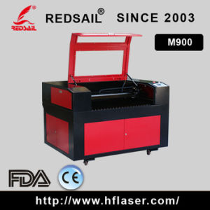 Wood, Acrylic & Leather Laser Engraving Cutting Machine (M900) with 60W Laser Tube