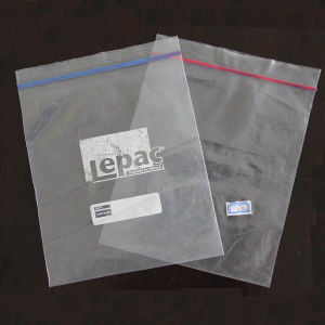 Food Grade Customized Zipper Plastic Bag