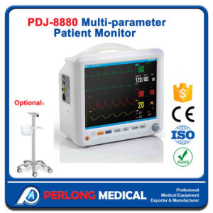Pdj-8880 with 12.1 Inch Multi Parameter Patient Monitor Ce Approved pictures & photos