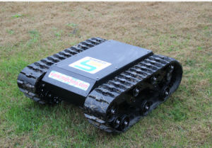 Rubber Crawler RC Robot Chassis (K01SP10SCS1) pictures & photos