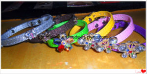 Butterfly Bling Pet Collars for Dog Cat Puppy, Costom Pet Products pictures & photos