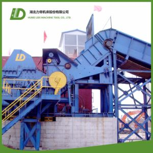 PSX-80104 Scrap Metal Shredder for Metal Recycling