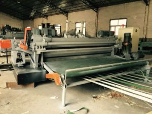 Spindleless Wood Veneer Peeling Machine