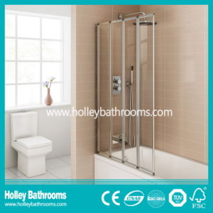 Good Quality Shower Screen with Tempered Laminated Glass (SE935C)
