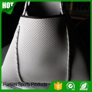 Tote Bags 2017 Fashion Summer Perforated Neoprene, Tote Bags for Women pictures & photos