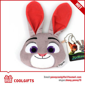 Hot Sale Cute Plush Stuffed Cartoon Coin Purse, Women Pouch Bag and Wallet for Child pictures & photos