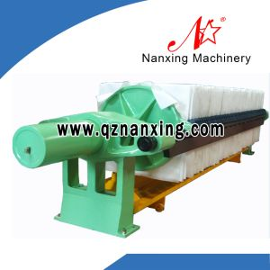 High Pressure Chamber Filter Press for Kaolin Slurry Dewatering