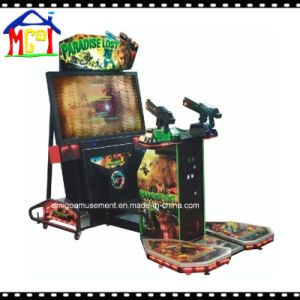 Arcade Game Machhines Video Shooting Simulation Let′s Go Jungle pictures & photos
