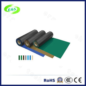 Comfortable Anti Static ESD PVC Rubber Green Mat Table Mat Black in Roll pictures & photos