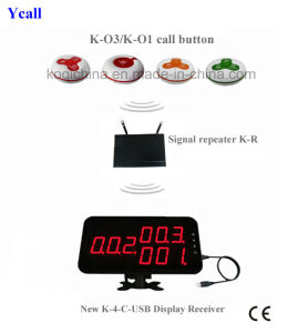 Wireless Communication System for Restaurant Calling pictures & photos