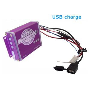 Waterproof Motorcycle Audio with USB Mobile Charge Function pictures & photos
