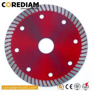 Eihan Smooth Tile Cutting Disc Supper Thin for Cutting Porcelain Tile Ceramic Angle Grinder