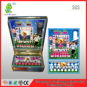 Cheer Jingle Mario Game Machine for Ghana pictures & photos