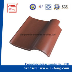 310*310mm 9fang Clay Roofing Tile Building Material Spanish Roof Tiles