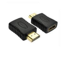 HDMI Male to HDMI Female Converter pictures & photos
