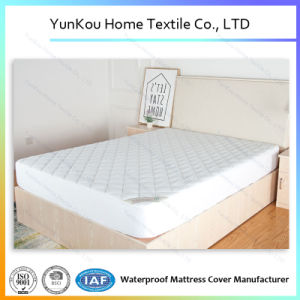 Pongee Quilted Mattress Protector with High Quality pictures & photos